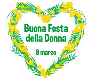 Buona Festa Della Donna Auguriit