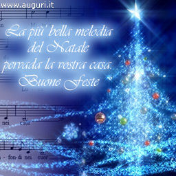 Auguri Di Buon Natale Ufficiali.Melodie Natalizie