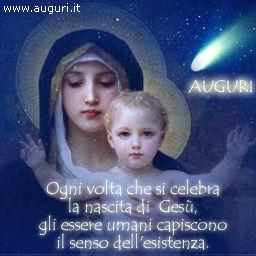 Auguri Spirituali Di Natale.Icona Cattolica Natalizia