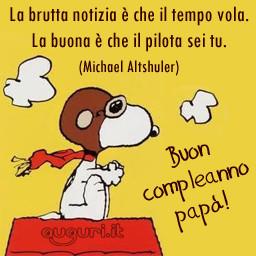 Buon Compleanno Papa