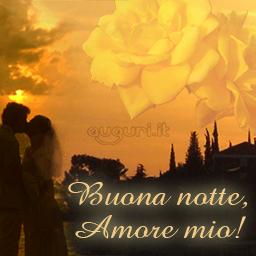 Buonanotte Amore Mio Gifs
