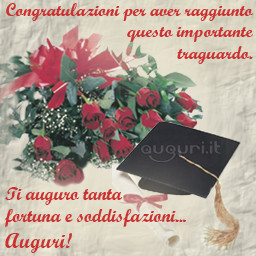 Al Matrimonio Auguri O Congratulazioni : Congratulazioni al nostro dottore!