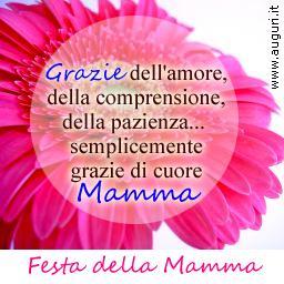 Grazie Per Esserci Sempre Mamma