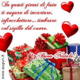 Regalo Natale Amore.Un Regalo E Un Atto D Amore