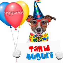 Auguri Canini Di Buon Compleanno